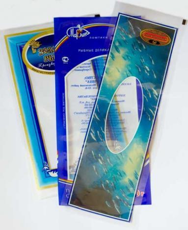 производство пакетов упаковочных пакетов